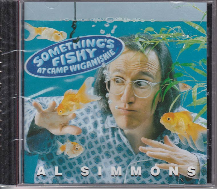 Al Simmons - Something's Fishy at Camp Wiganishie