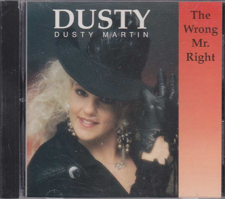 Dusty Martin - The Wrong Mr. Wright
