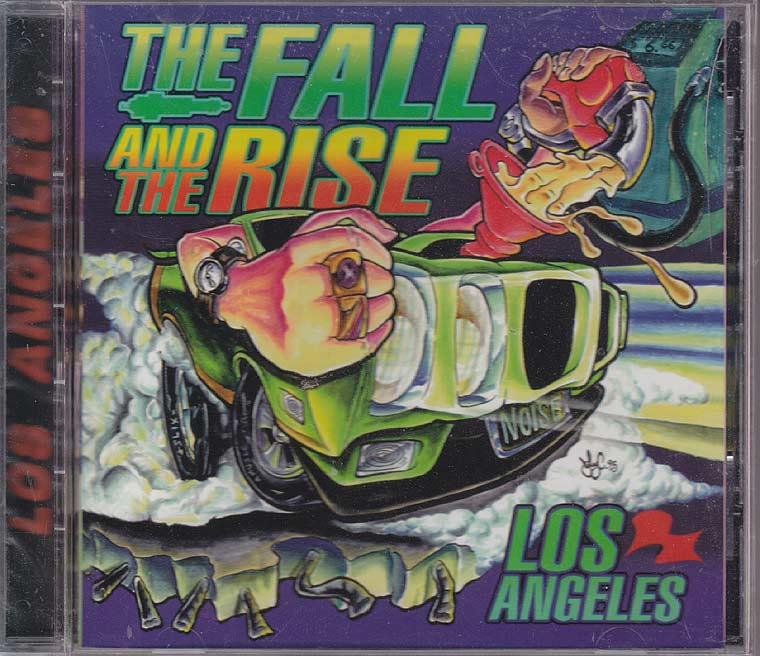 Various - The Fall And The Rise Los Angeles