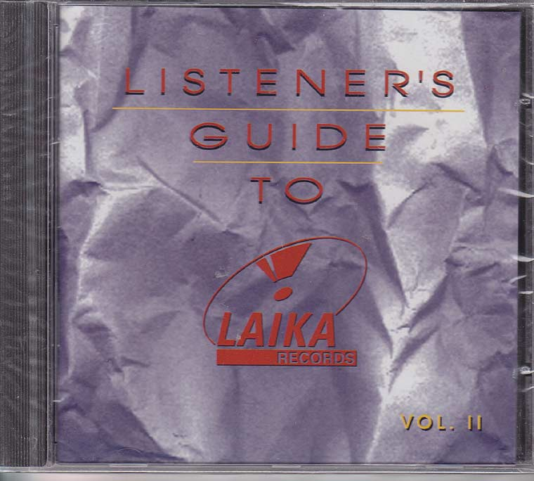 Various - Listener's Guide To Laika Vol. 2