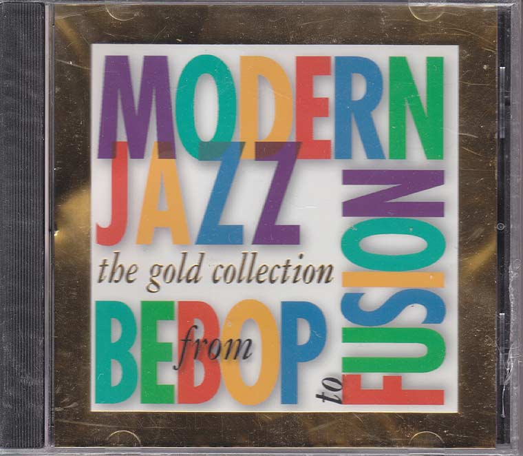 Various - Modern Jazz : Gold Collection