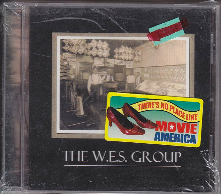 The W.E.S. Group - Self Titled