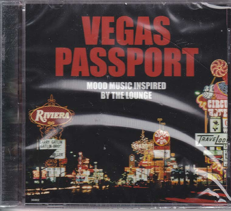 Various - Vegas Passport - Mood Music Inspired By The Lounge