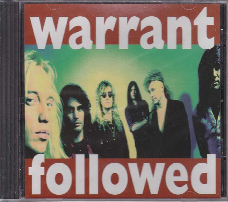 Warrant  - Followed
