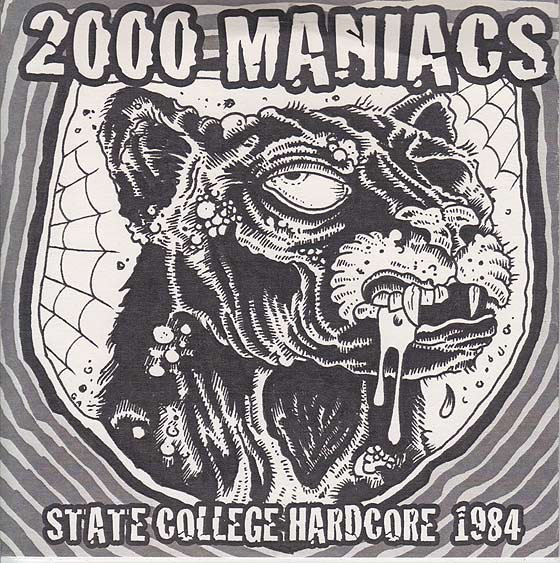 2000 Maniacs - State College Hardcore