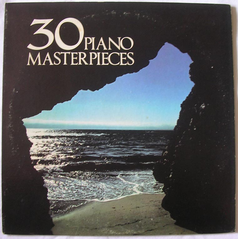 Various - 30 Piano Masterpieces