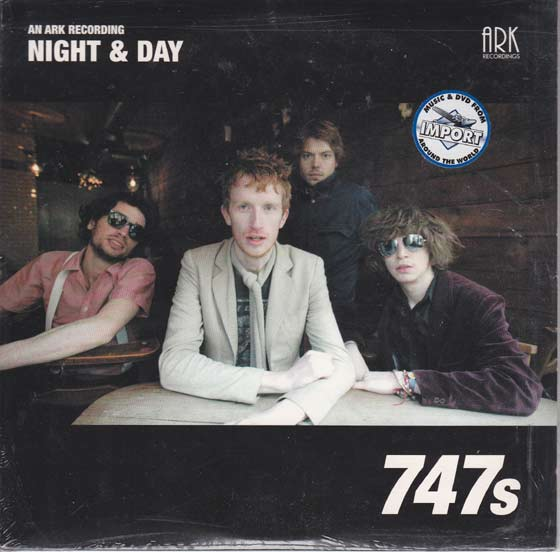 The 747s - Night & Day