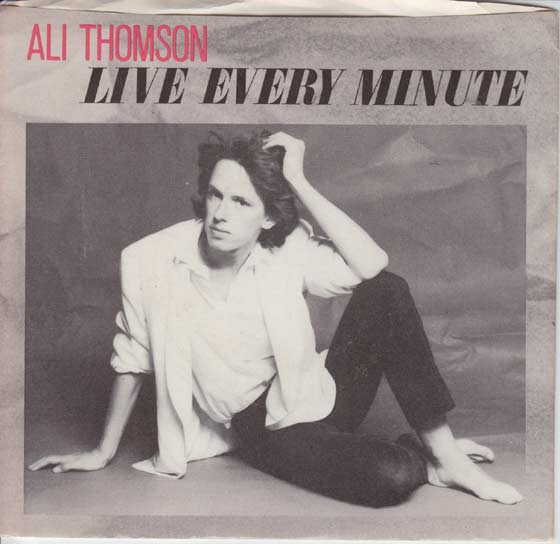 Ali Thomson - Live Every Minute