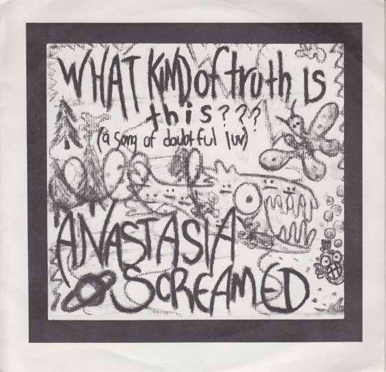 Anastasia Screamed - What Kind Of Truth Is This / Gravity
