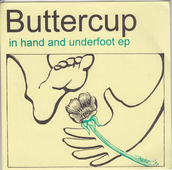 Buttercup - In Hand And Underfoot