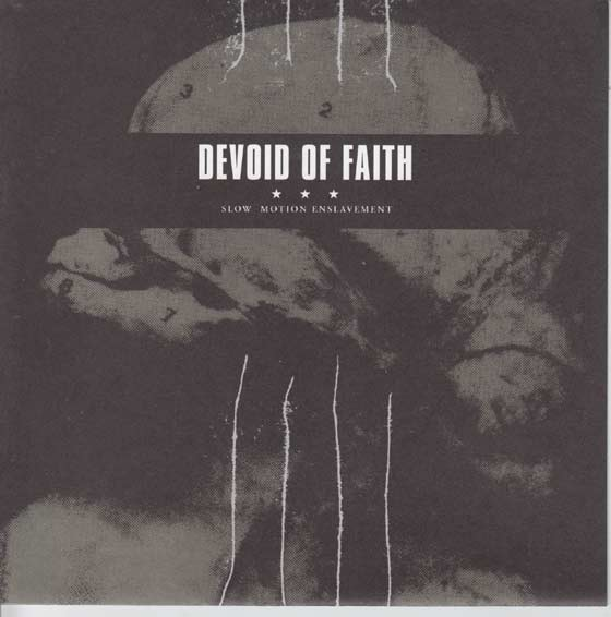 Devoid Of Faith Slow Motion Enslavement By Coalition