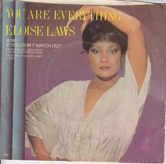 Eloise Laws - You Are Everything