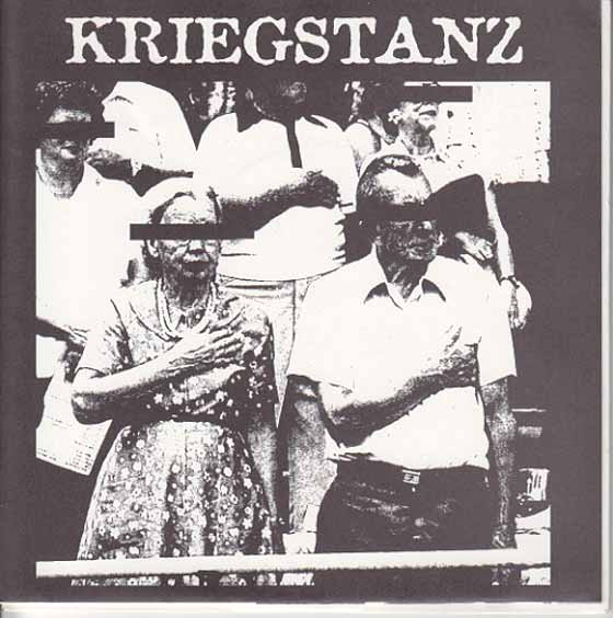 Kriegstanz / I Shot Cyrus - Hate The Police