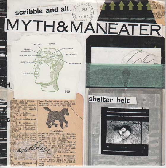 Myth & Maneater / Noise Museum - Split