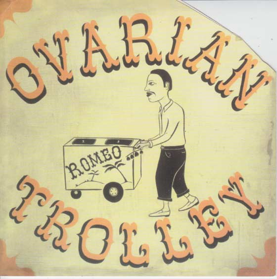 Hazel / Ovarian Trolley - Split