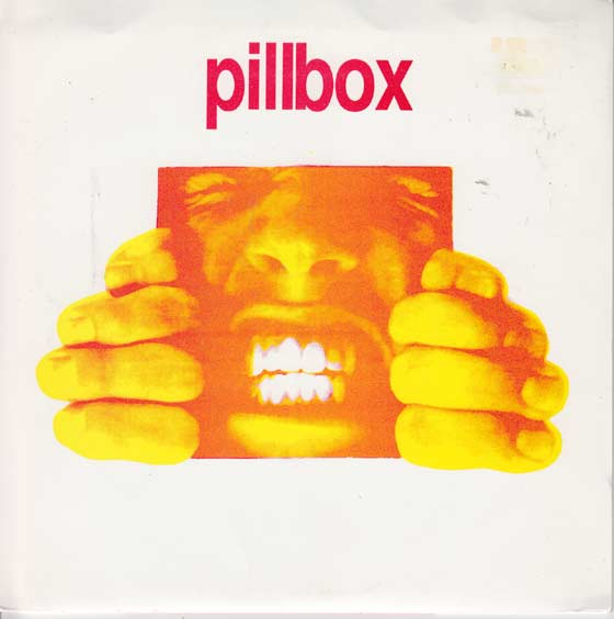 Pillbox - The Sound of Scissors