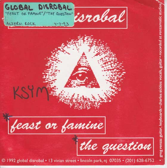 Global Disrobal - Feast or Famine