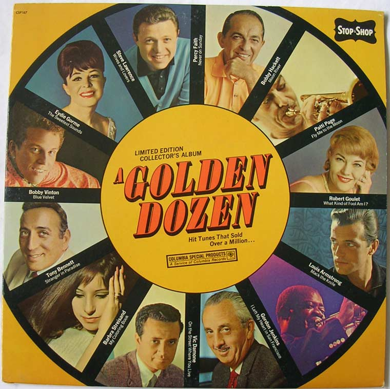 Various - A Golden Dozen