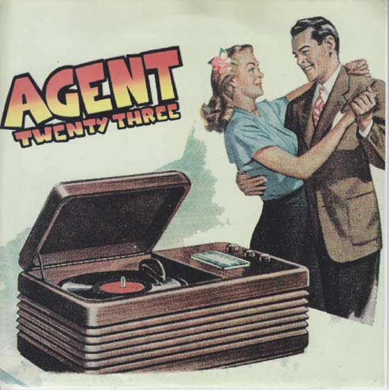 Agent Twenty Three - Self-Titled