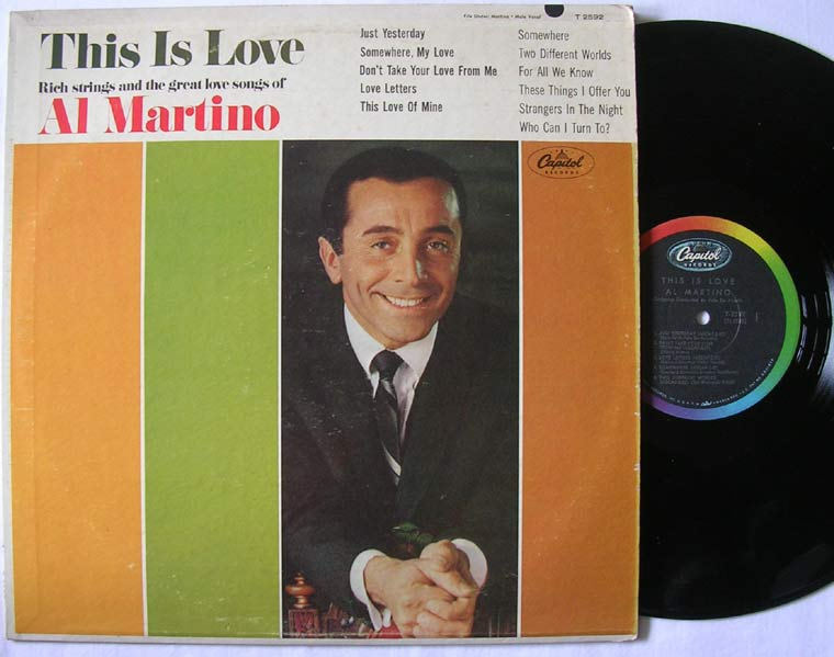 Al Martino - This Is Love