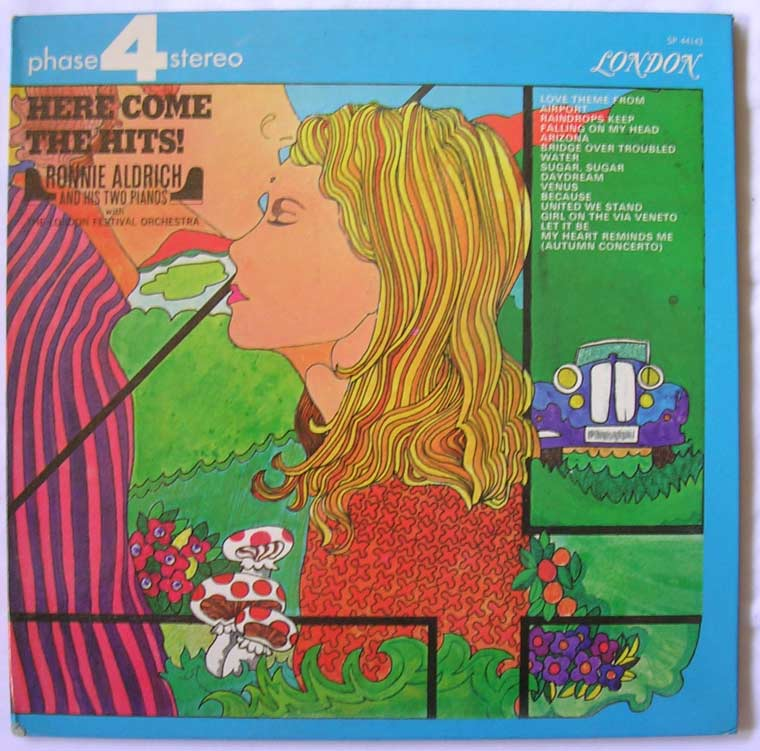 Ronnie Aldrich - Here Come The Hits!