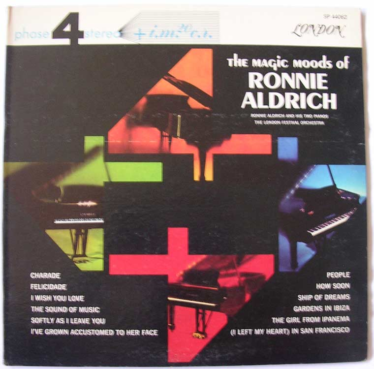 Ronnie Aldrich - The Magic Moods of