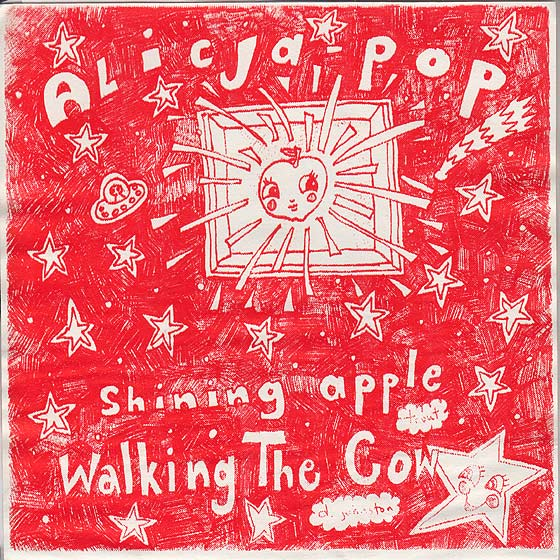 Alicja-Pop - Shining Apple / Walking The Cow
