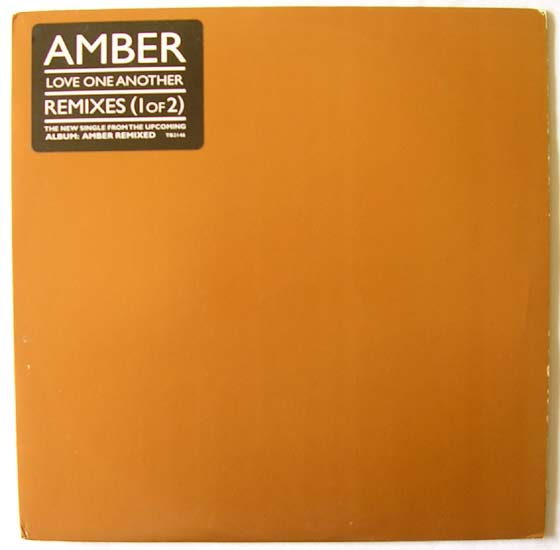Amber - Love One Another (Remixes 1 Of 2)