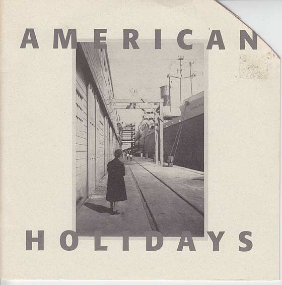 American Holidays - Self Titled