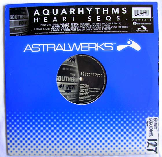 Aquarhythms - Heart Sequences