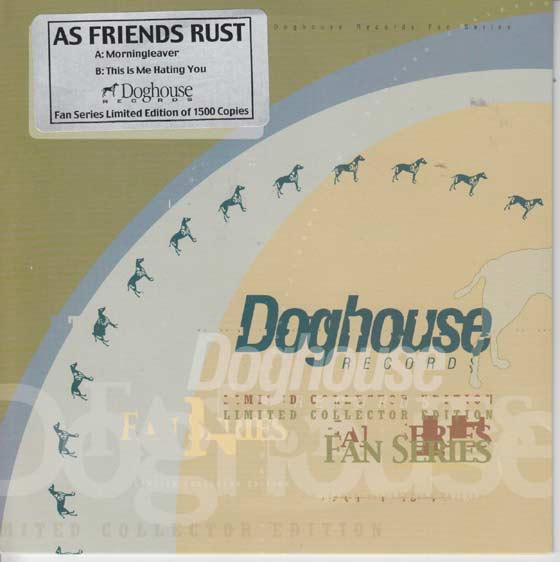 As Friends Rust - Doghouse Fan Series