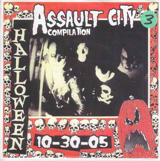 V/A - Assault City