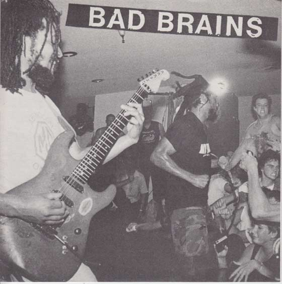 Bad Brains - Live At Iguanas