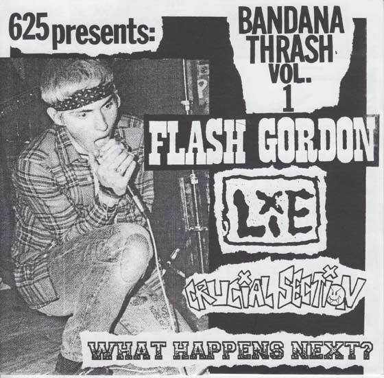Unbearable Noise!!!!!: V/A Bandana Thrash Vol 01.