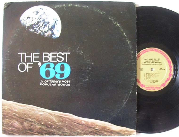 Terry Baxter His Orchestra - The Best Of '69