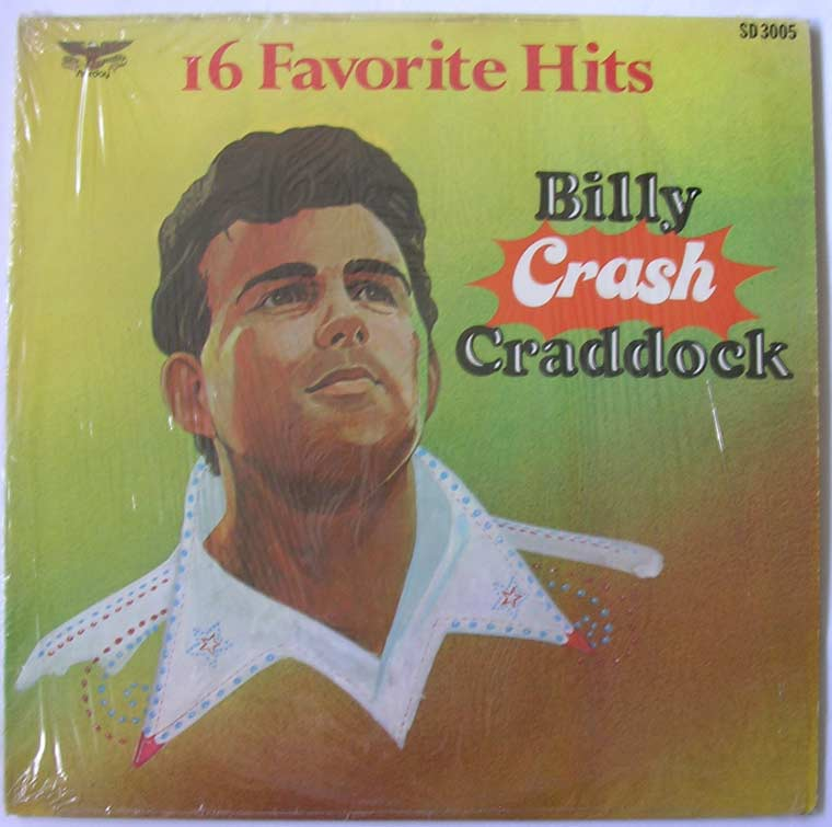 Billy Crash Craddock - 16 Favorite Hits