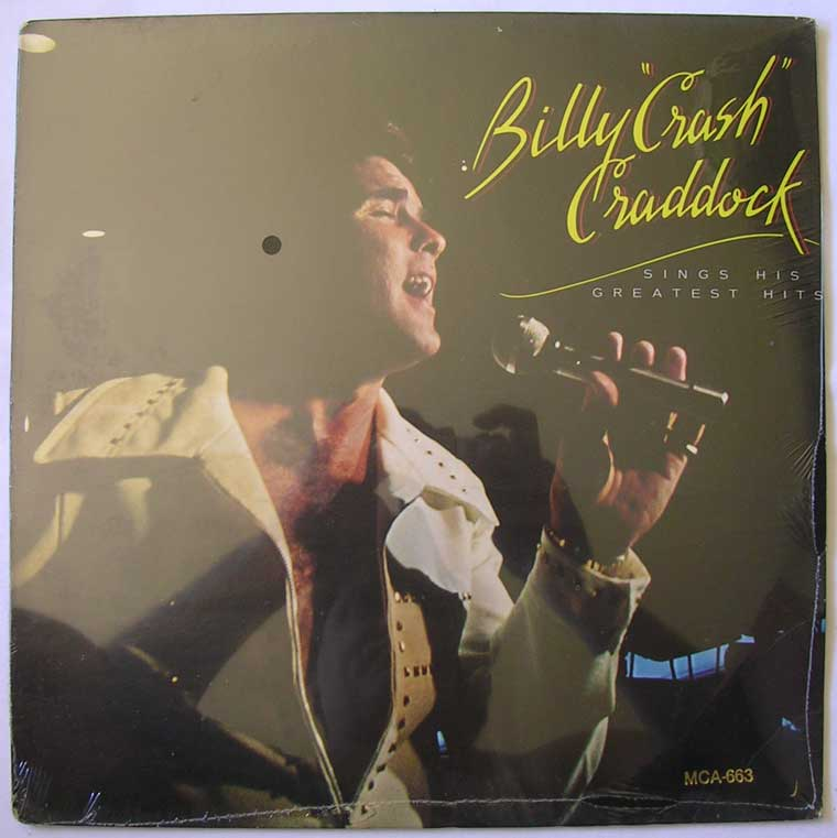 Billy 'Crash' Craddock - Sings His Greatest Hits