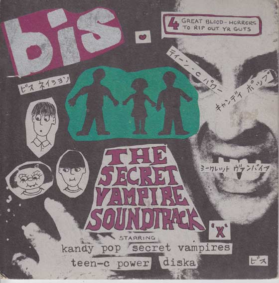 Bis - The Secret Vampire Soundtrack