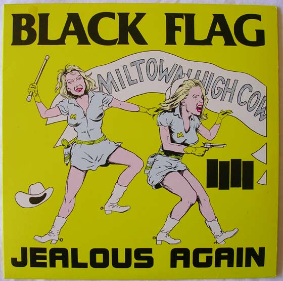 Black Flag - Jealous Again