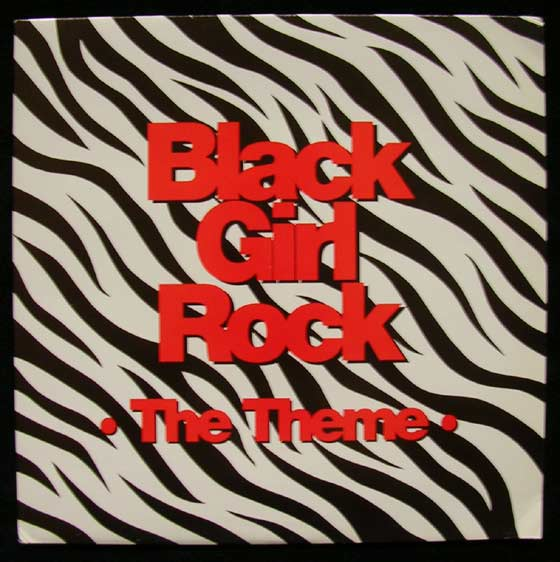Black Girl Rock - The Theme