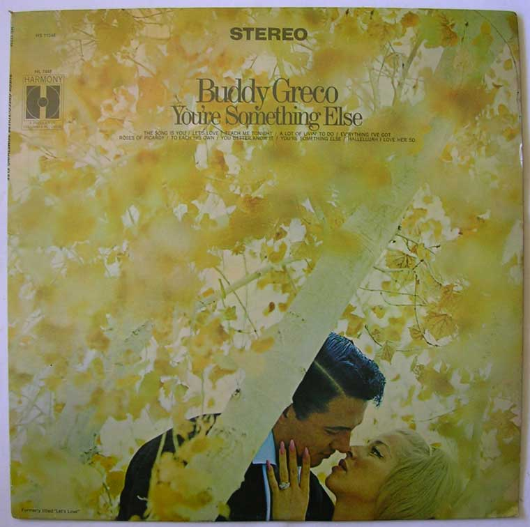 Buddy Greco - You're Something Else