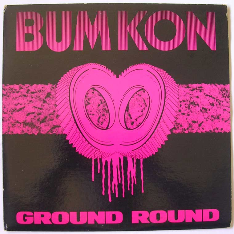 Bum Kon - Ground Round