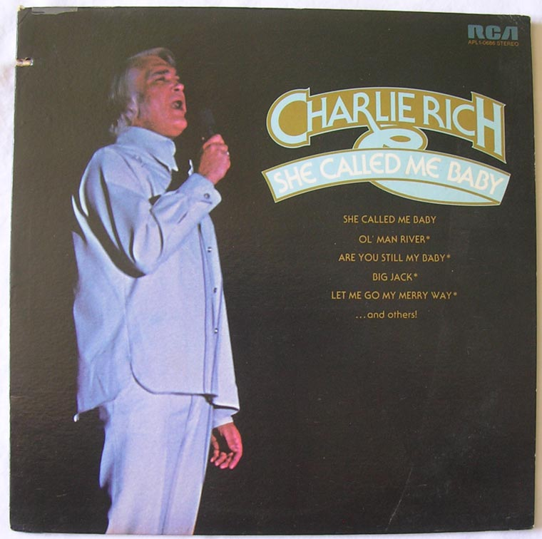 Charlie Rich - She Called Me Baby