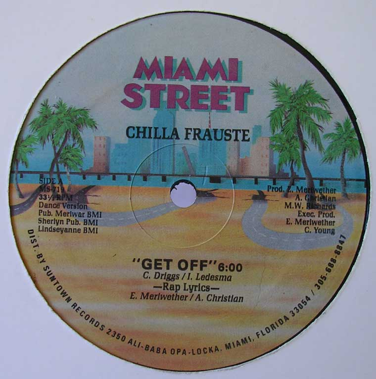 Chilla Frauste - Get Off