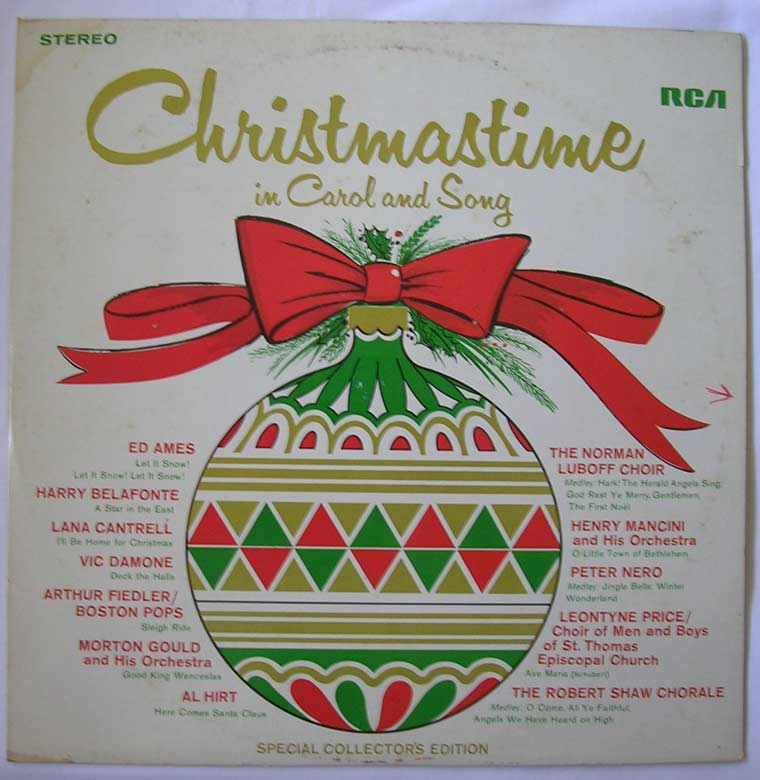 Various - Christmastime In Carol And Song