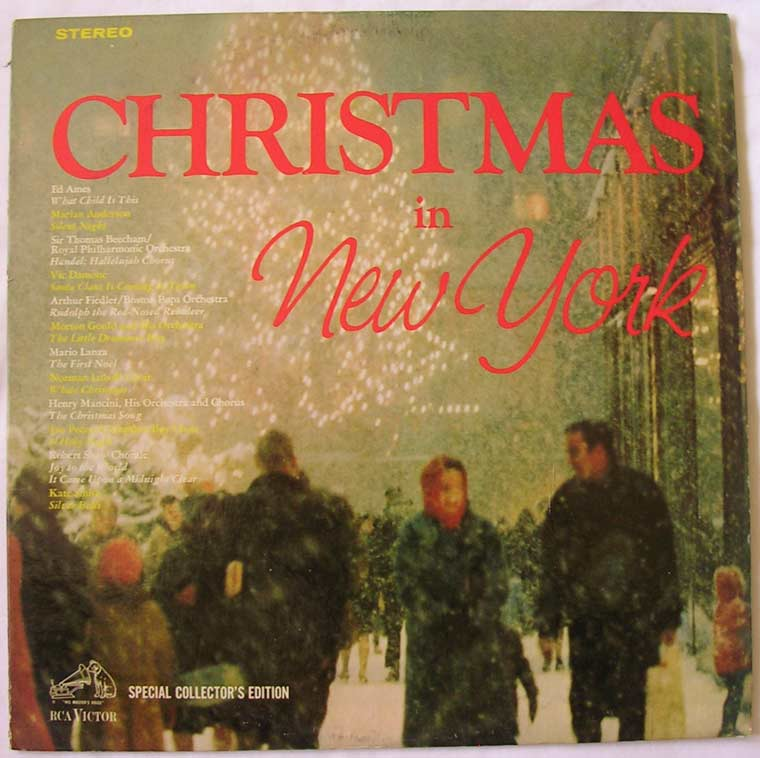 Various - Christmas In New York