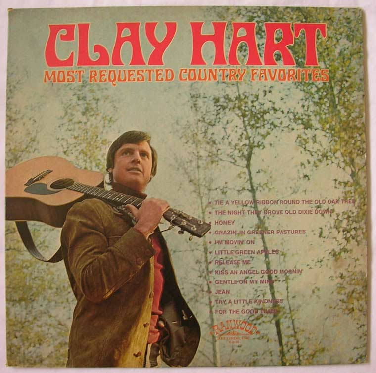 Clay Hart - Most Requested Country Favorites