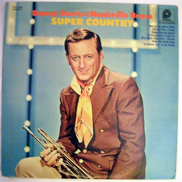 Danny Davis & The Nashville Brass - Super Country