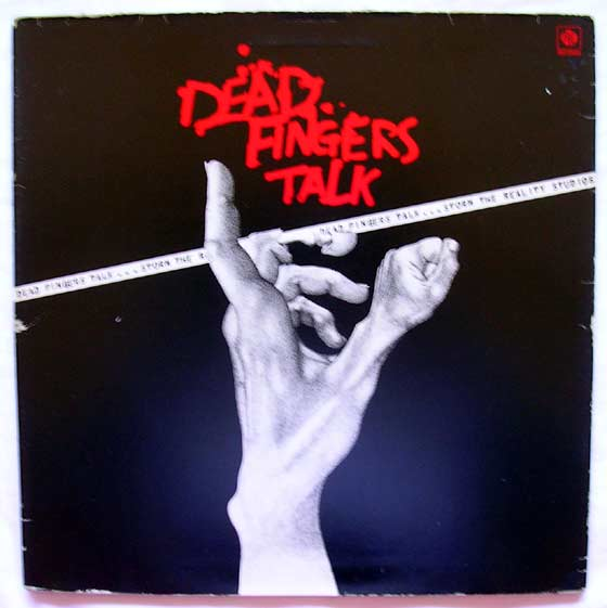 Dead Fingers Talk - Storm The Reality Studios