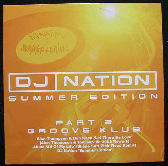 Various - DJ Nation Summer Edition (Part 2)